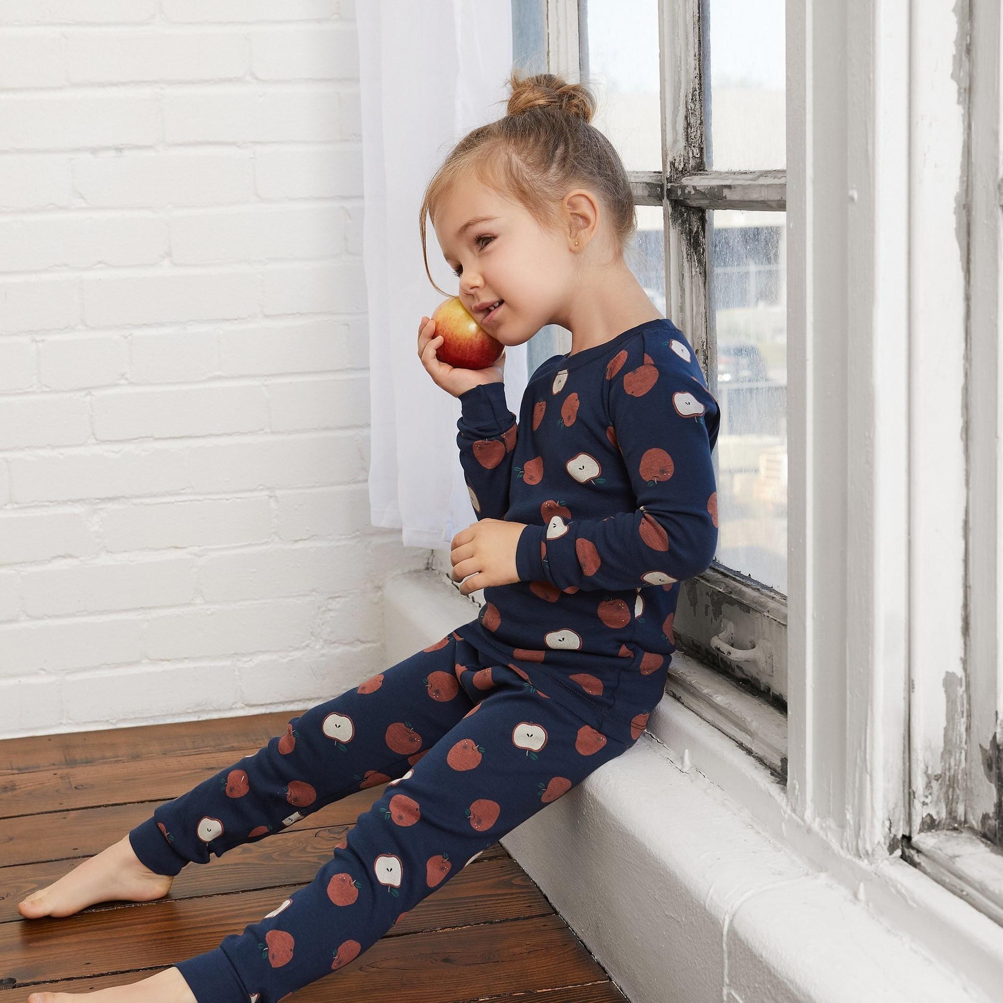 Apples PJ Set