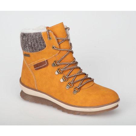 Kemour Boot - Yellow