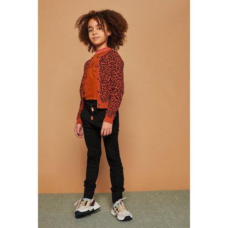 Aysa Leopard Print Cardigan