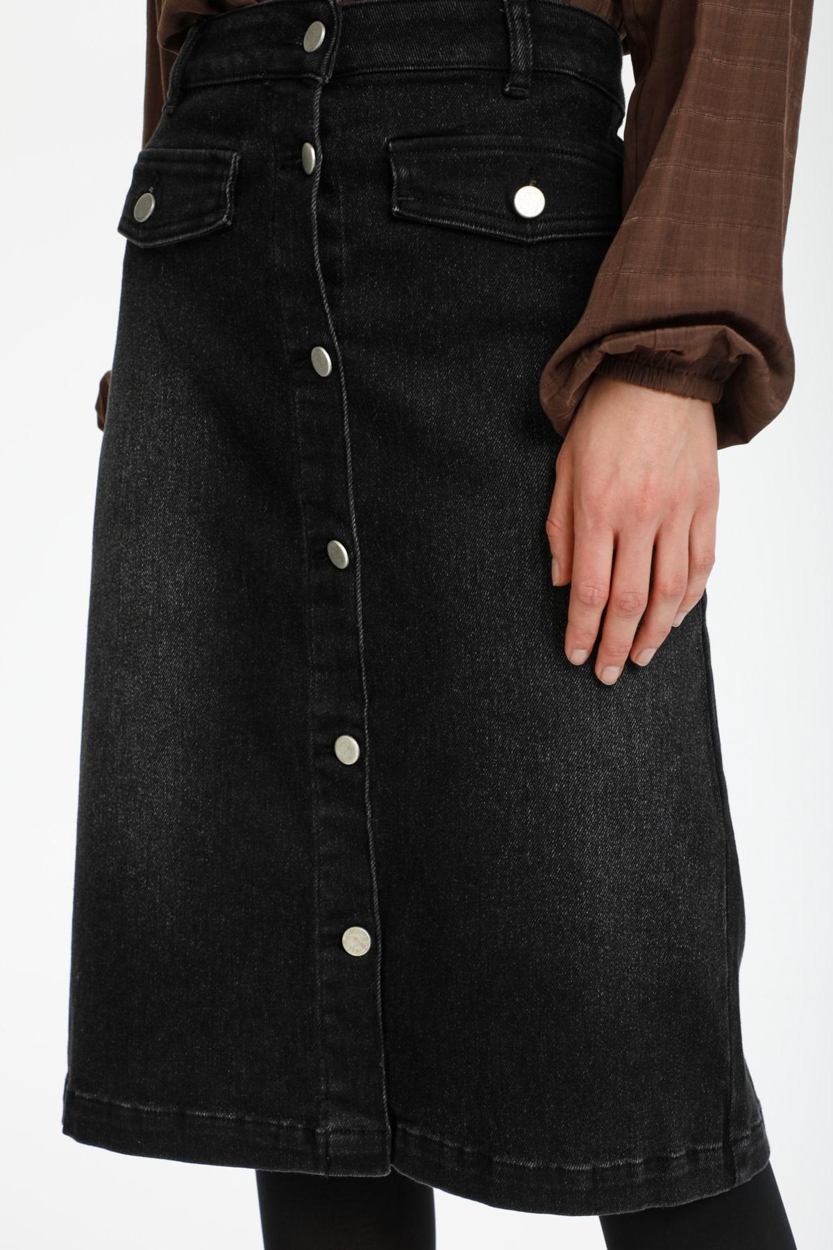 Anina Denim Skirt