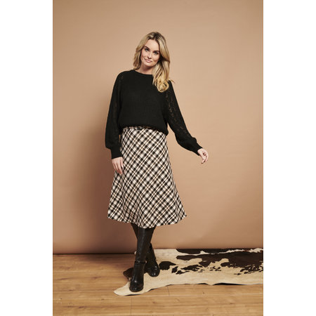 Knit Sweater - Black