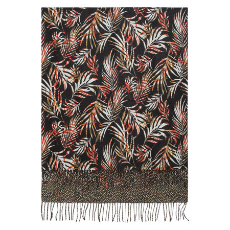 Palm Fronds Scarf