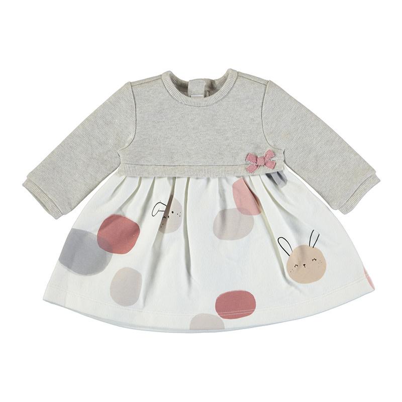 Polka Dot Bunny Dress