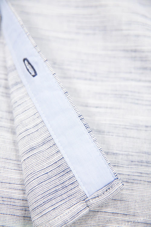 Textured Dress Shirt - Porcelain