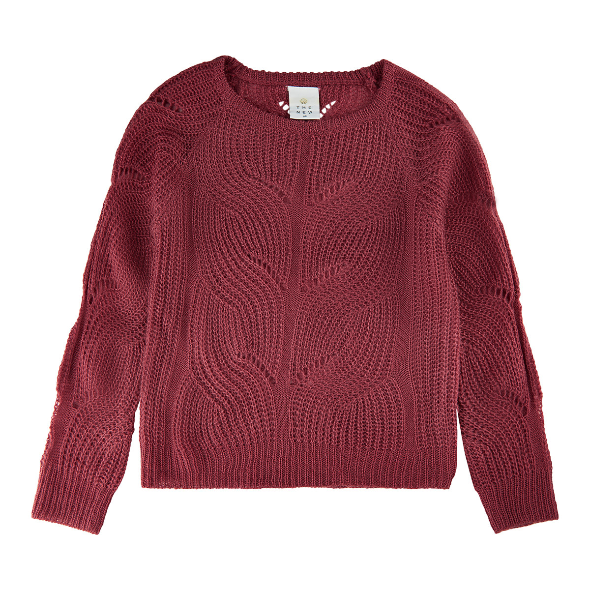 River Pullover Sweater