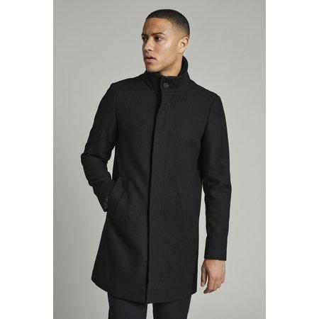 Harvey Wool Dress Coat
