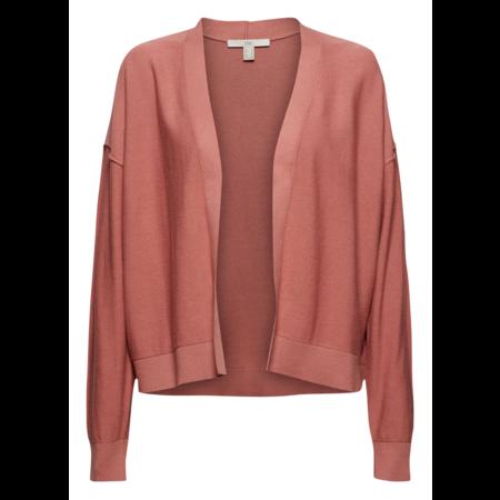 Open Cotton Sweater Cardigan