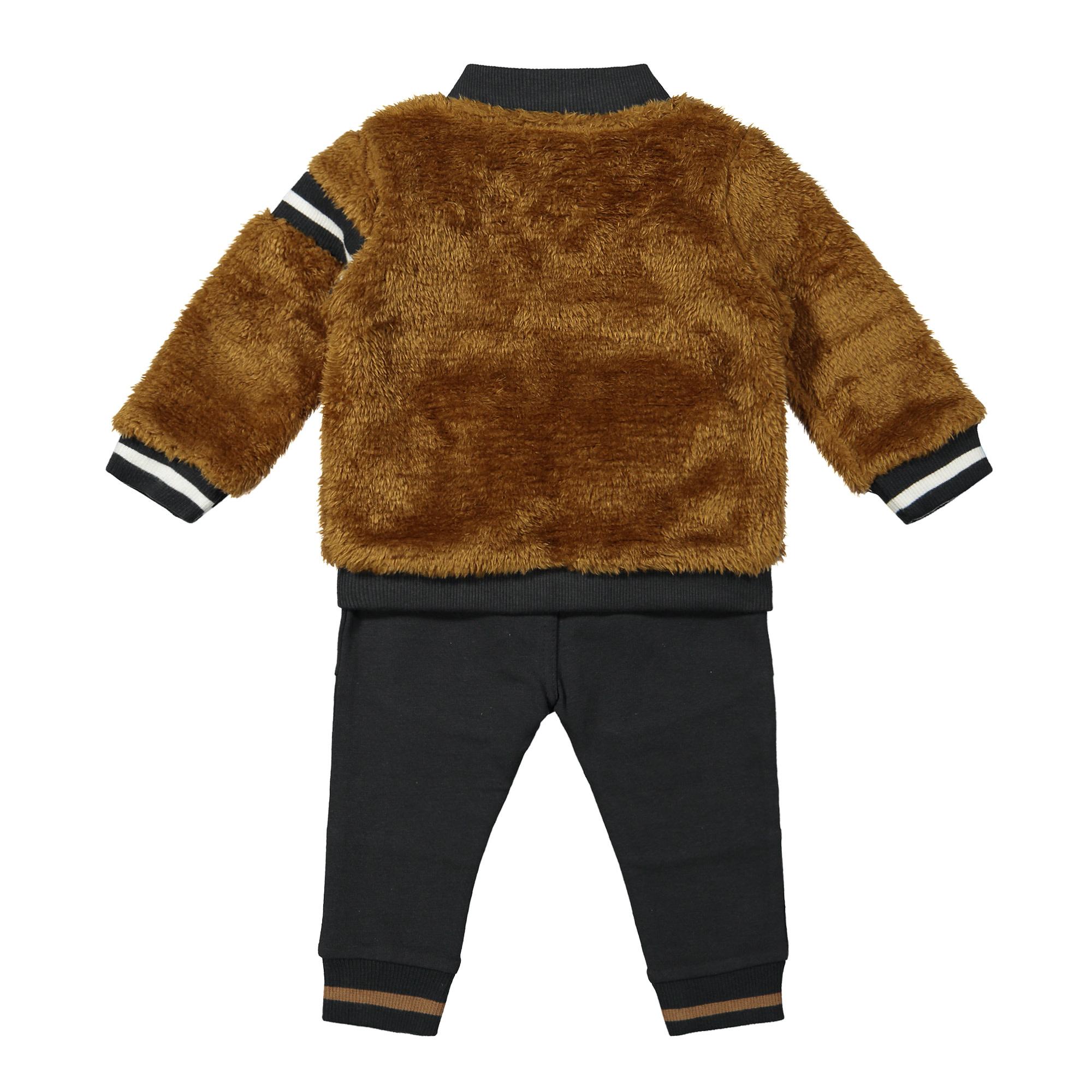 Teddy Coat 3 Piece Set