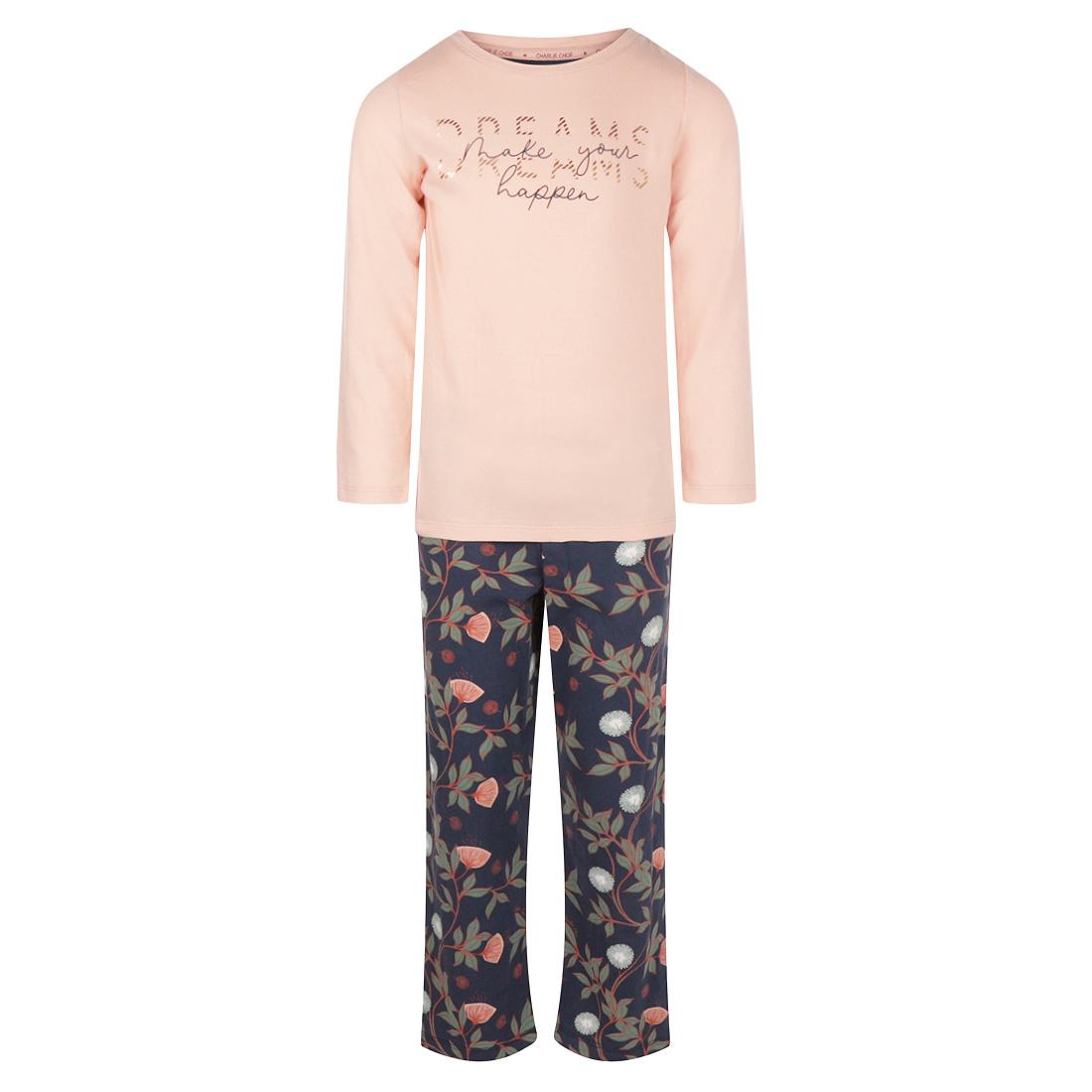 Make Your Dreams Happen Girls Loungewear Set