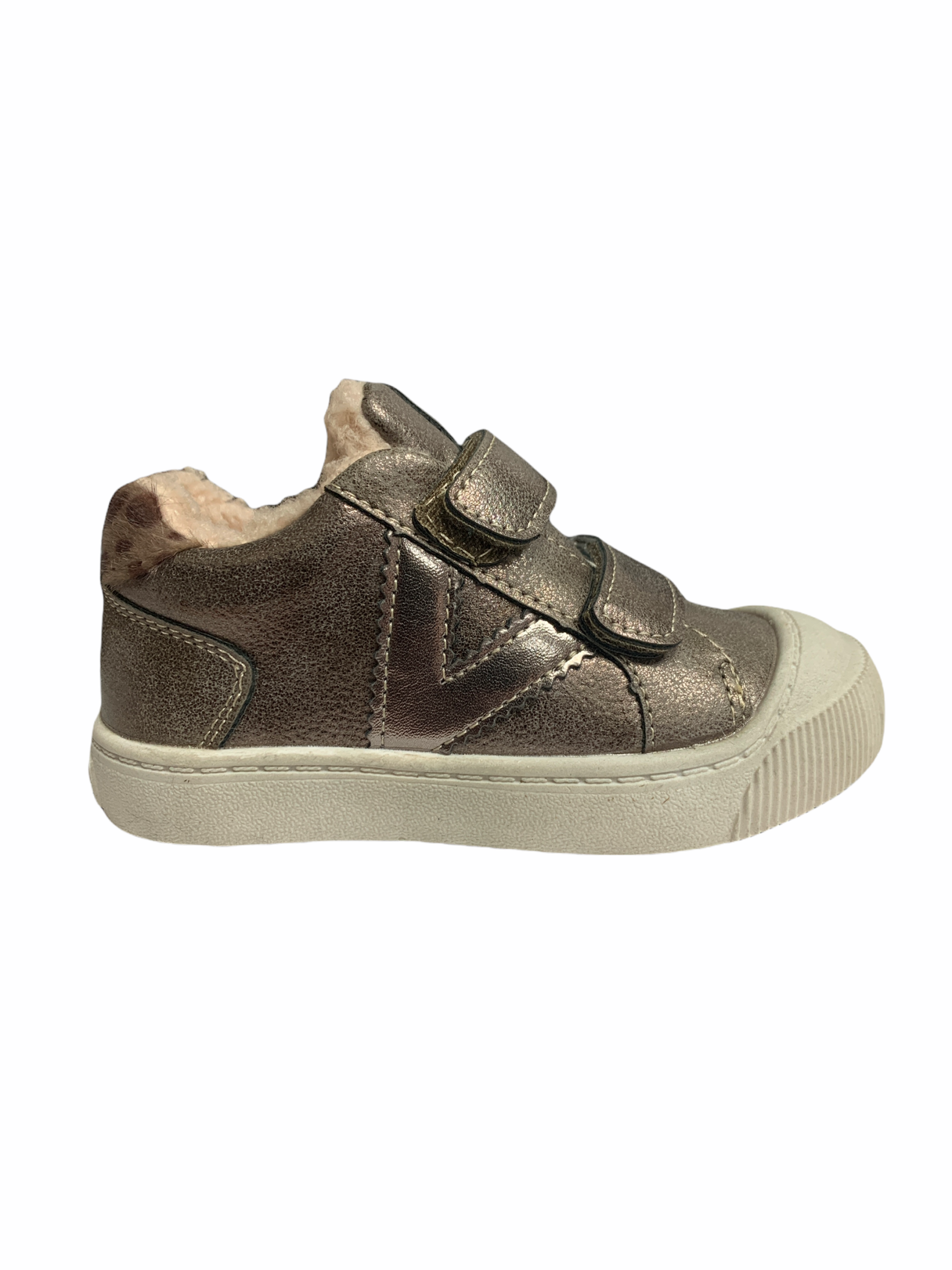 Shimmer Padded Sneaker