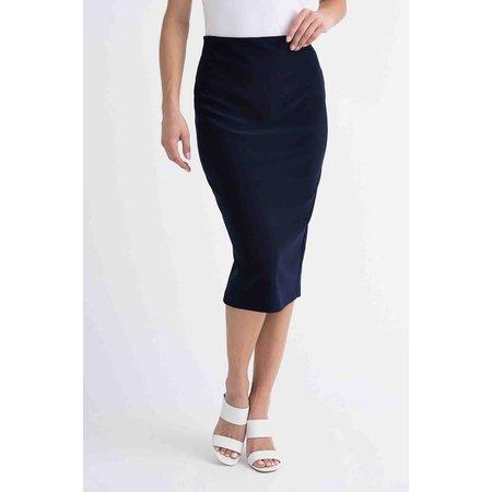 Agnes Midi Skirt - Navy