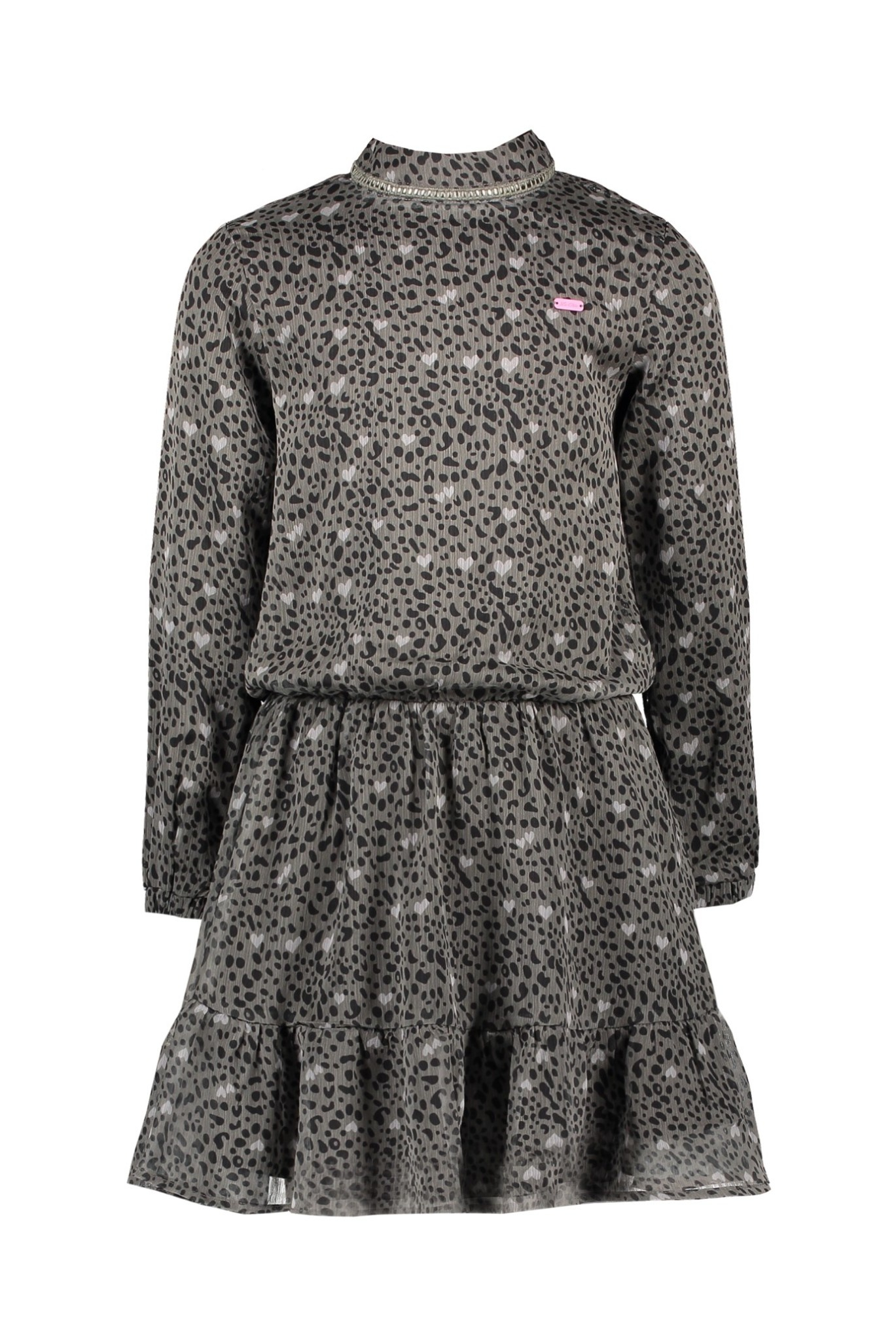 Shelby Hearts and Dots Dress