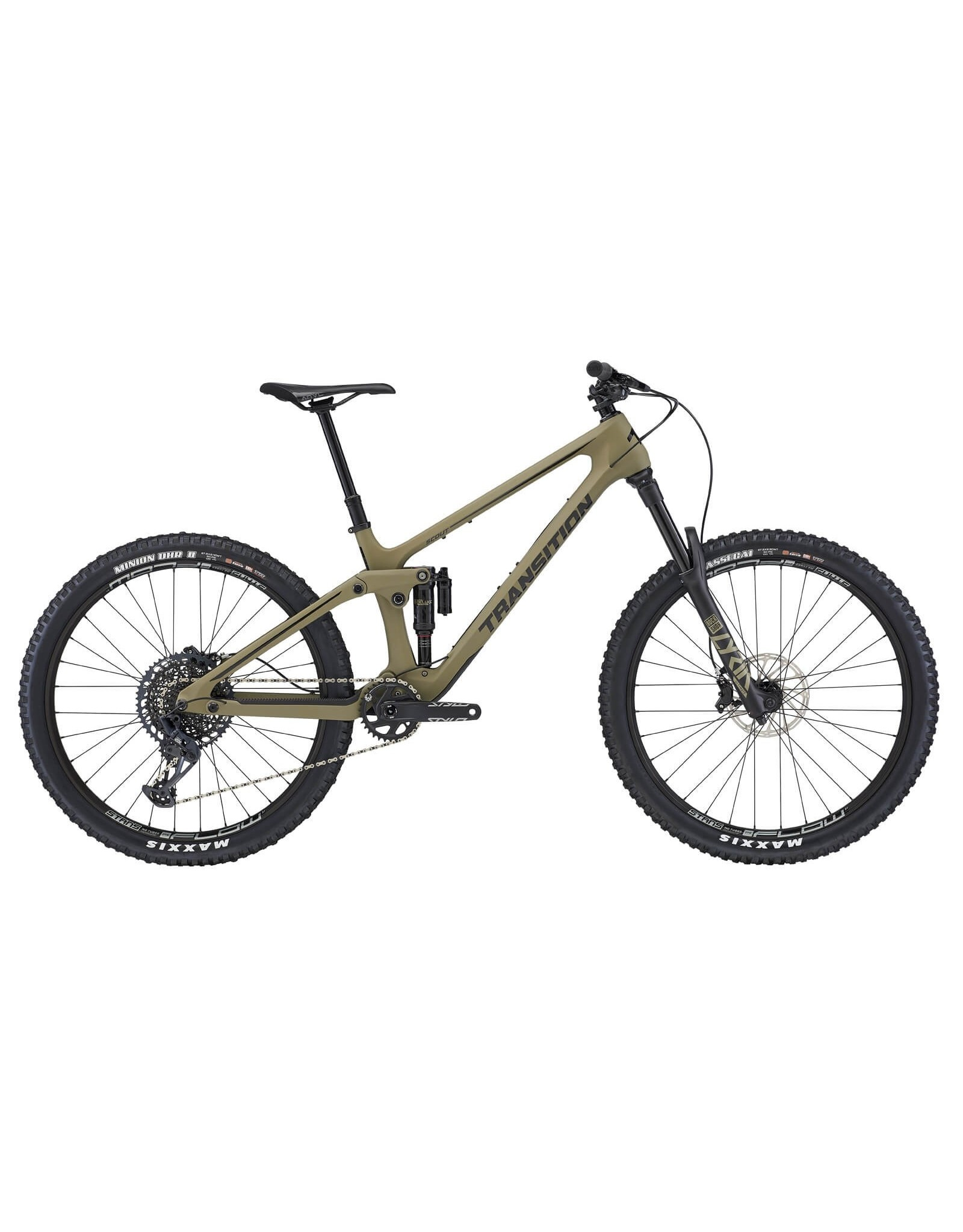 Transition Bikes Transition Scout Carbon GX 2021