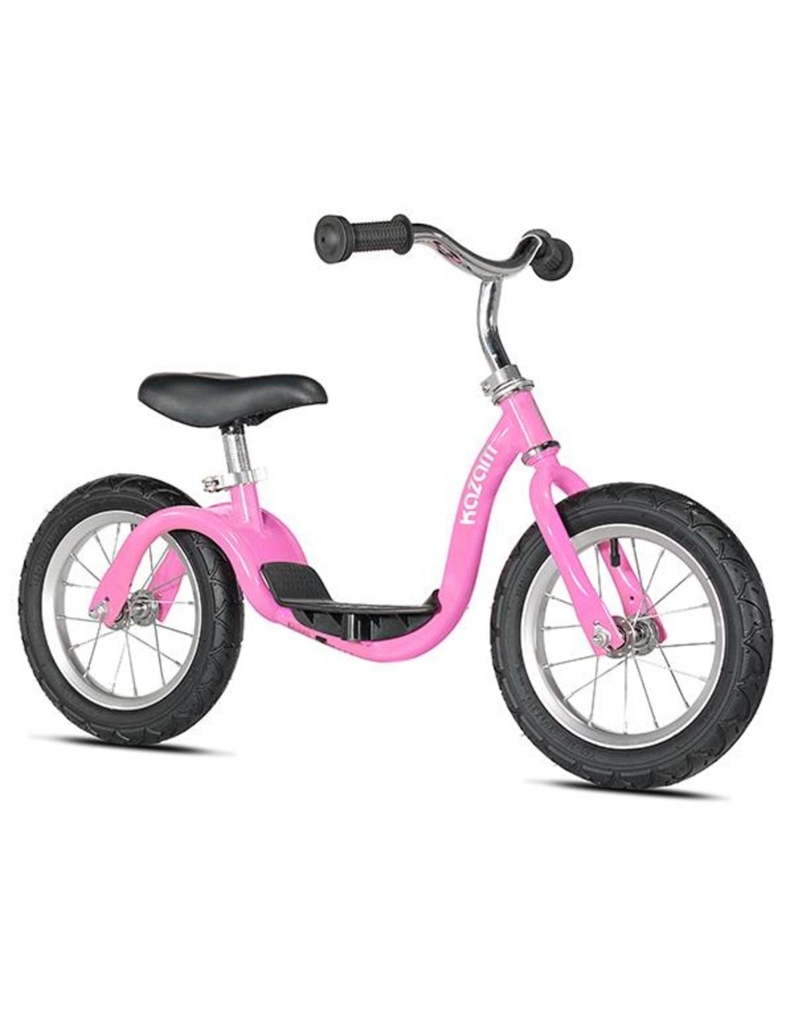 Kazam KaZAM v2s Balance Bike: Metallic Pink