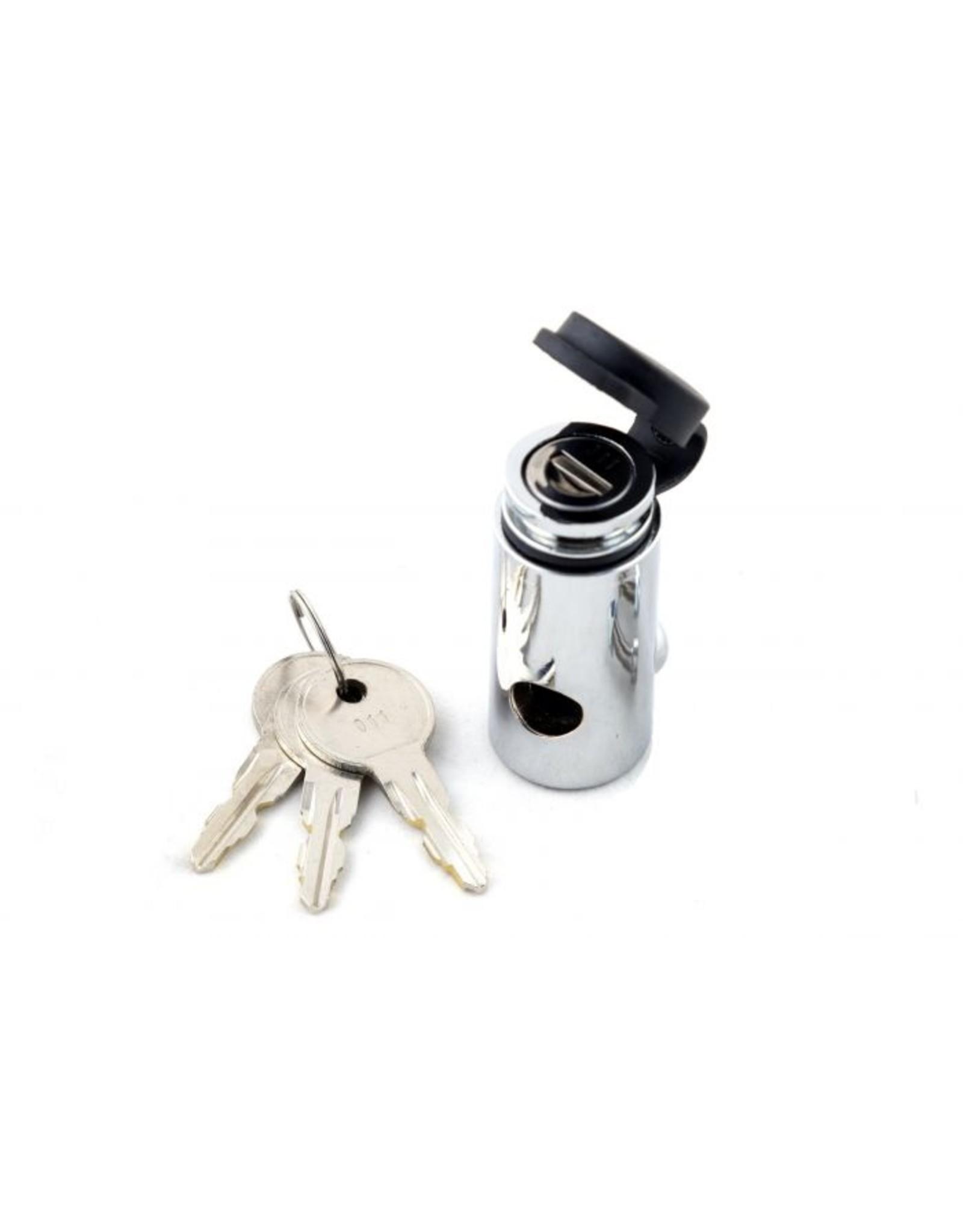 Kuat Kuat Hitch Lock Cylinder w/ Keys and Bottle Opener