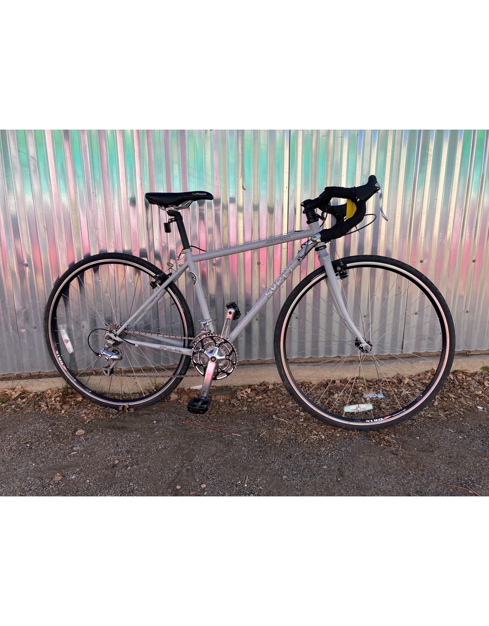 Used Bikes Used Bike 526 - Surly Cross Check 46cm