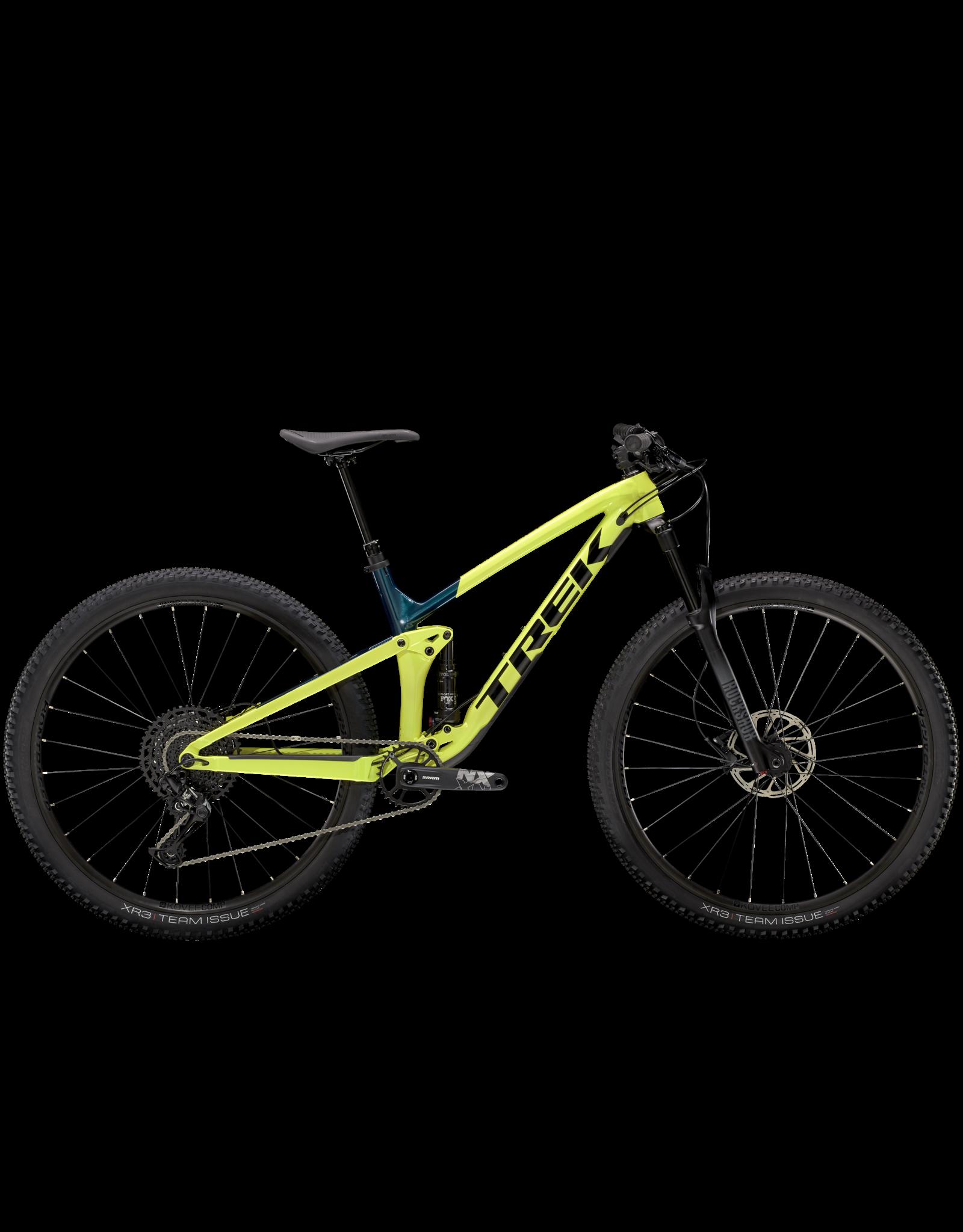 TREK Top Fuel 8 NX M Volt/Dark Aquatic
