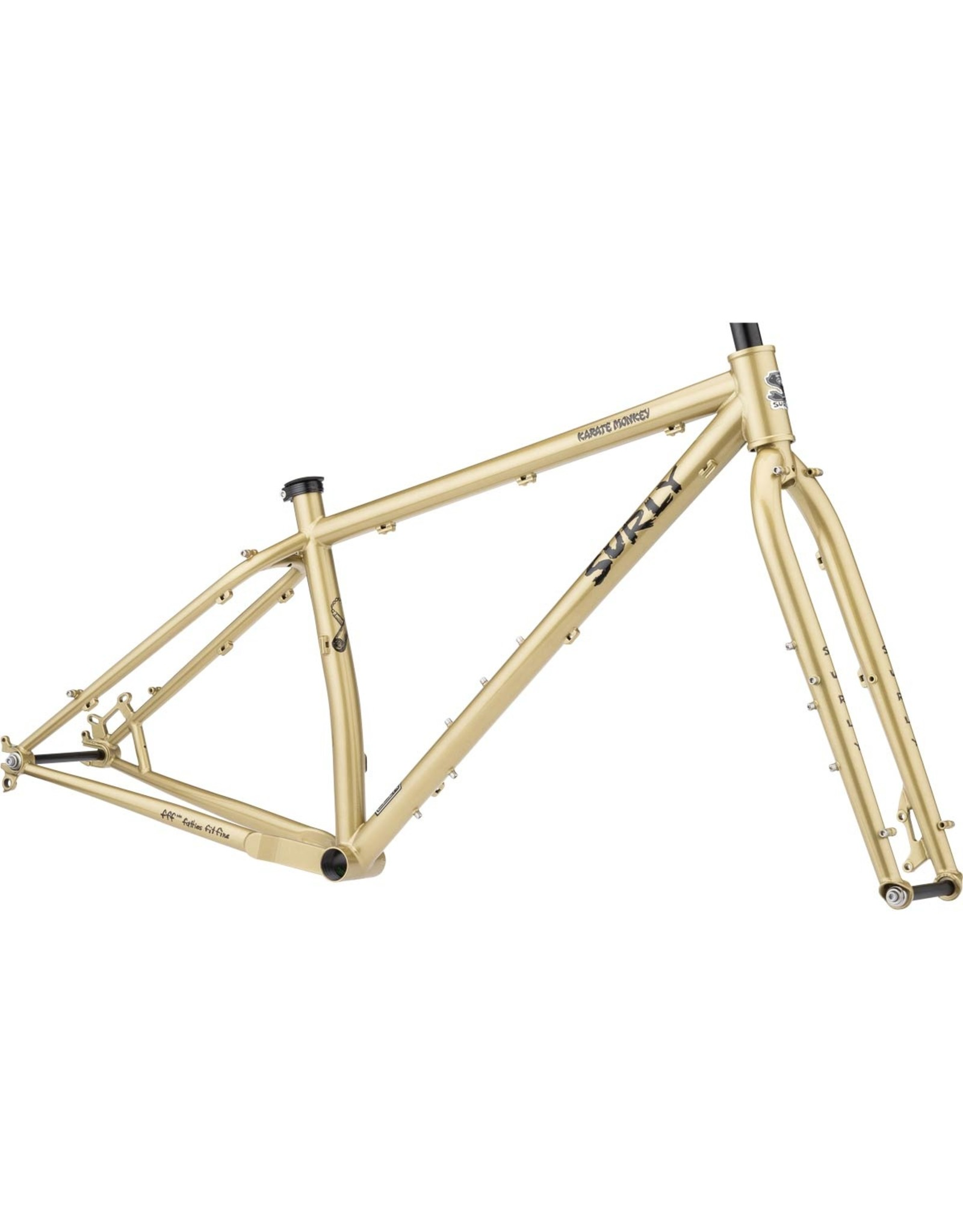 Surly Surly Karate Monkey Frame and Fork