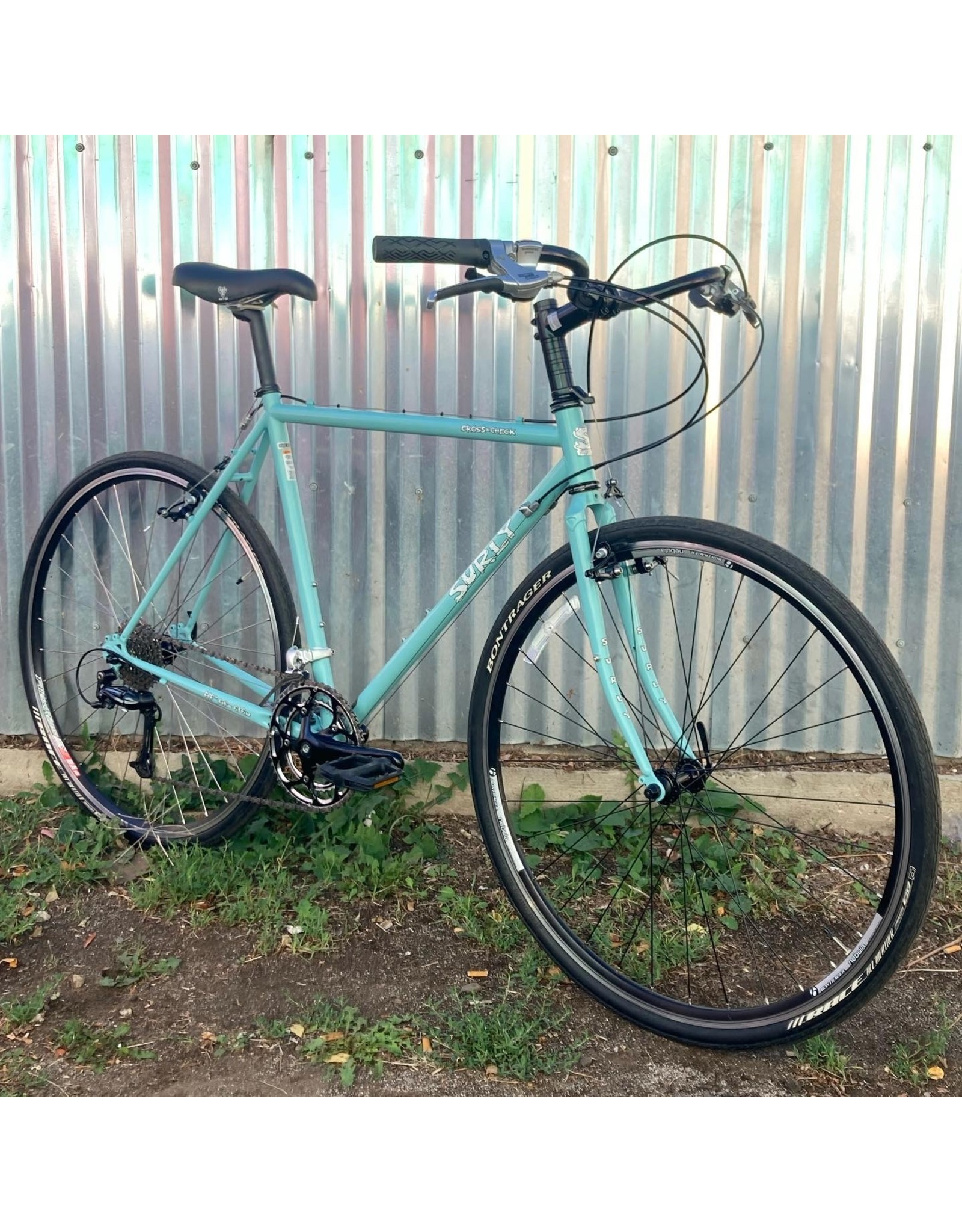 Used Bike 635 54cm Surly Cross Check