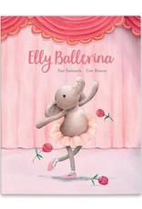 Jellycat Inc. Jellycat Elly Ballerina Book