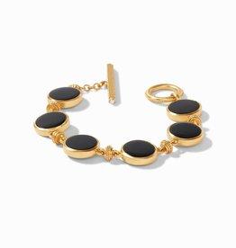 Julie Vos Julie Vos Coin Double Sided  Bracelet
