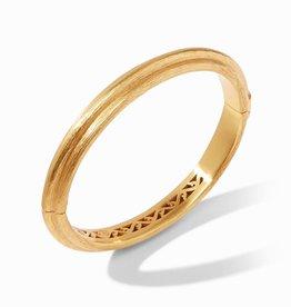 Julie Vos Julie Vos Barcelona Gold Hinge Bracelet