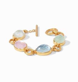 Julie Vos Julie Voss Barcelona Gold Multi-Stone Bracelet