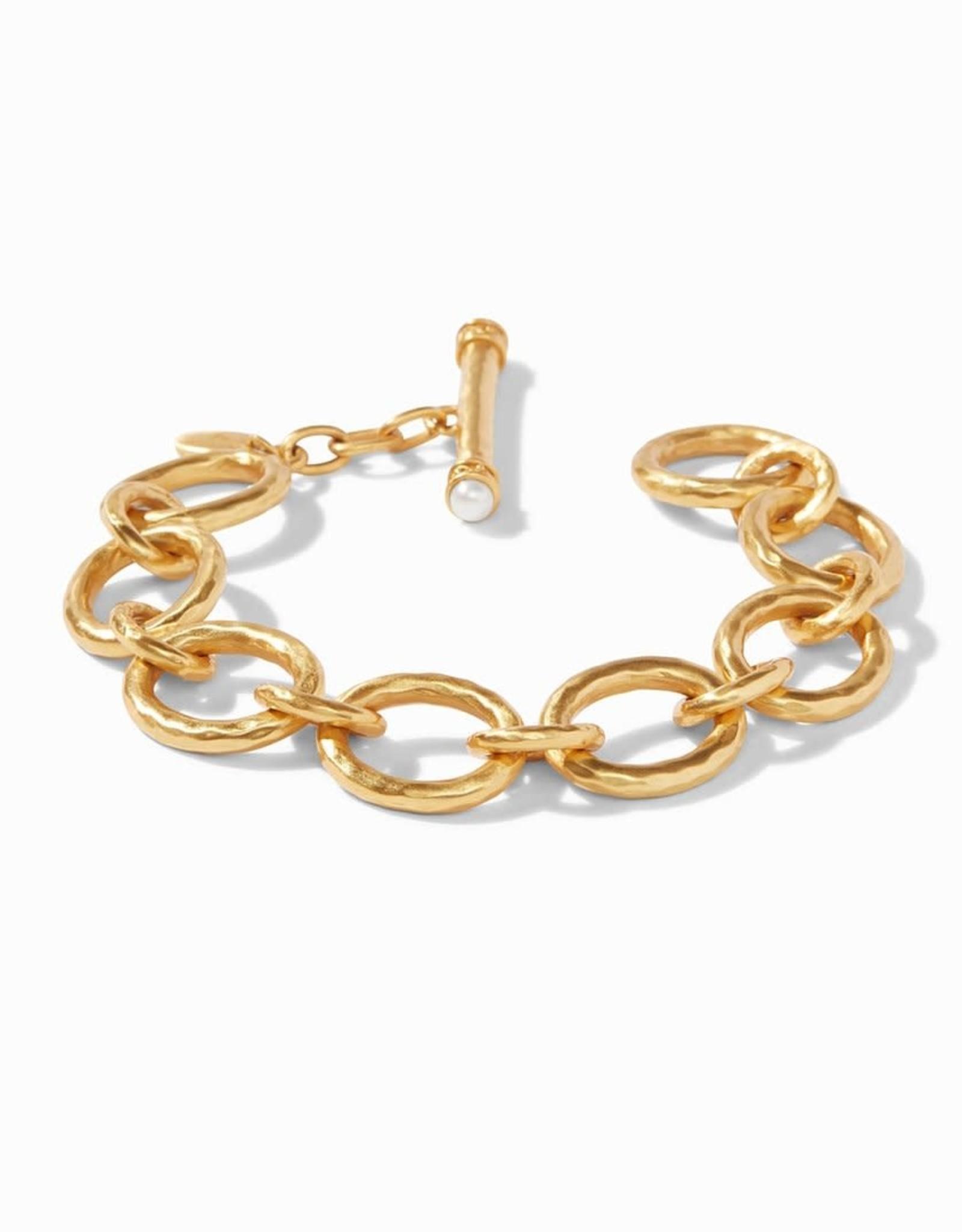 Julie Vos Julie Voss Catalina Small Link Bracelet