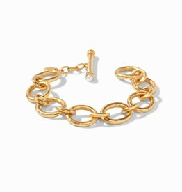 Julie Vos Julie Vos Catalina Small Link Bracelet Size L
