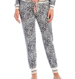 PJ Salvage PJ Salvage Leopard Thermal Lounge Pant