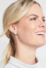 Julie Vos Julie Vos Honey Stud Gold Iridescent Rose