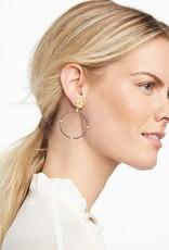 Julie Vos Julie Vos Paris Statement Earring Turquoise
