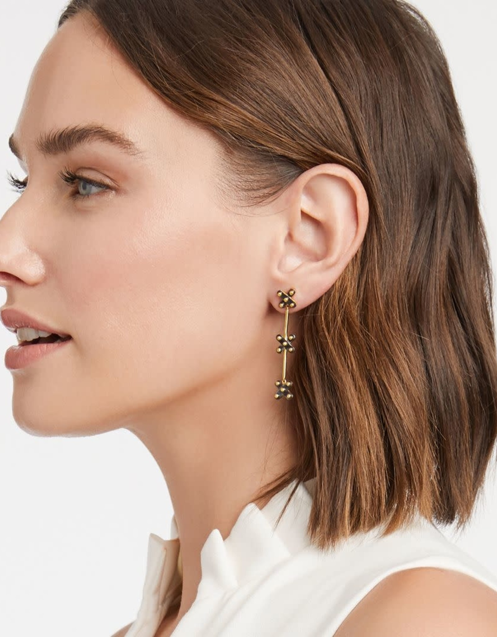 Julie Vos Julie Vos Soho Duster Earring