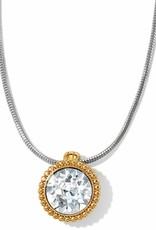 Brighton Brighton Twinkle Grand Necklace Silver/Gold
