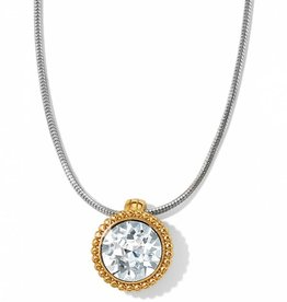 Brighton Brighton Twinkle Grand Necklace Silver/Gold