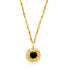 Julie Vos Julie Vos Sofia Pendant Reversible Necklace