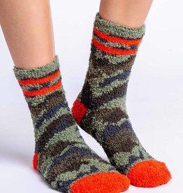 PJ Salvage PJ Salvage Plush Socks