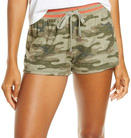 PJ Salvage PJ Salvage Olive In Command Short