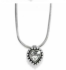 Brighton Brighton Twinkle Heart Petite Necklace