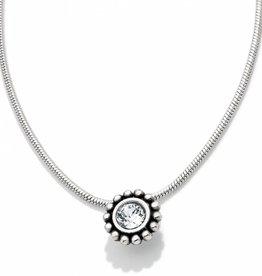 Brighton Brighton Twinkle Round Petite Necklace