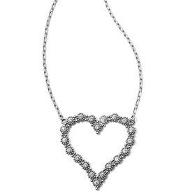 Brighton Brighton Twinkle Splendor Heart Necklace