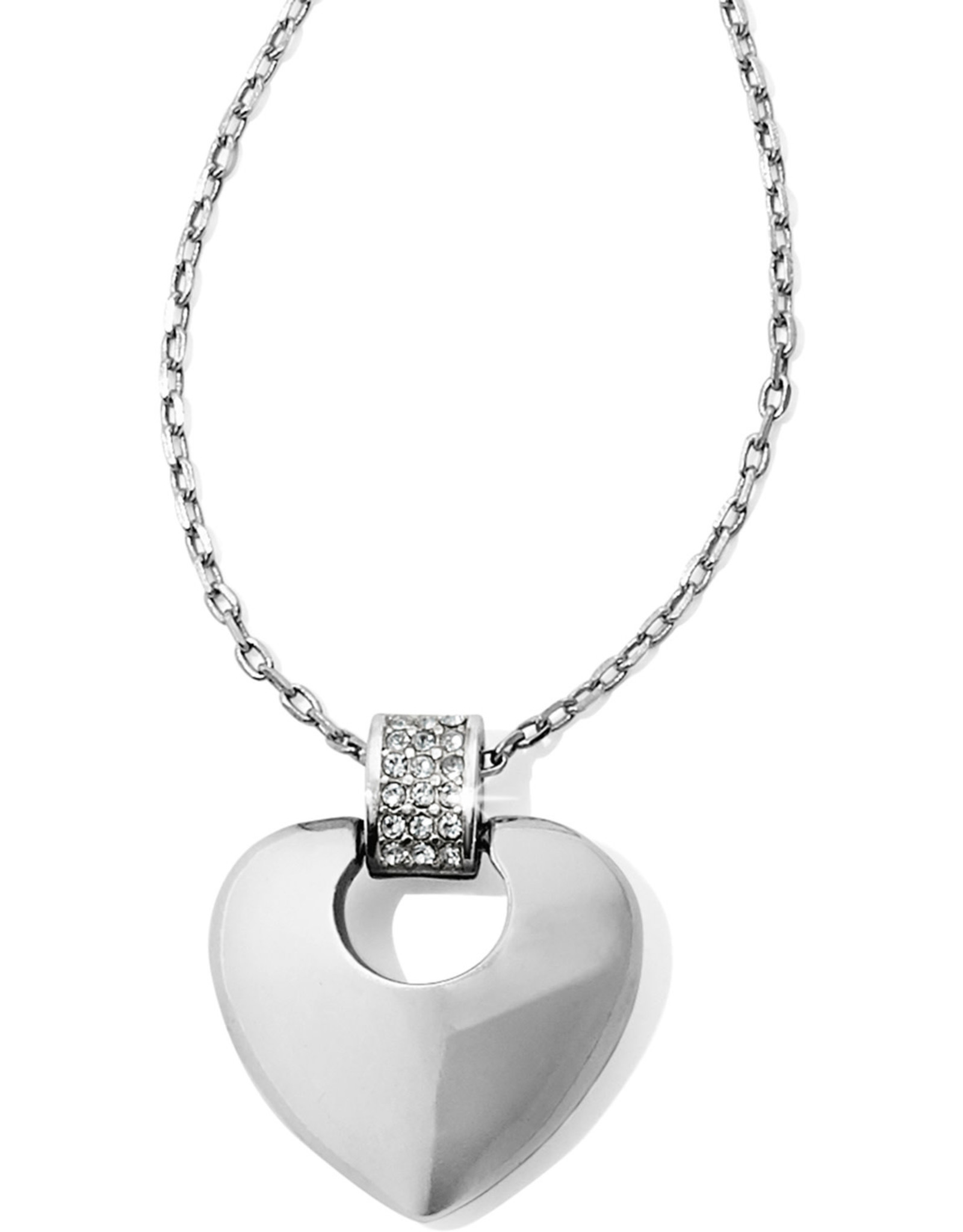 Brighton Brighton Meridian Equinox Heart Necklace