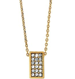 Brighton Brighton Meridian Zenith Gold Necklace Gold