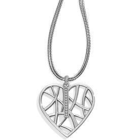 Brighton Brighton Meridian Zenith Heart Necklace