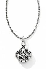Brighton Brighton Interlock Petite Necklace