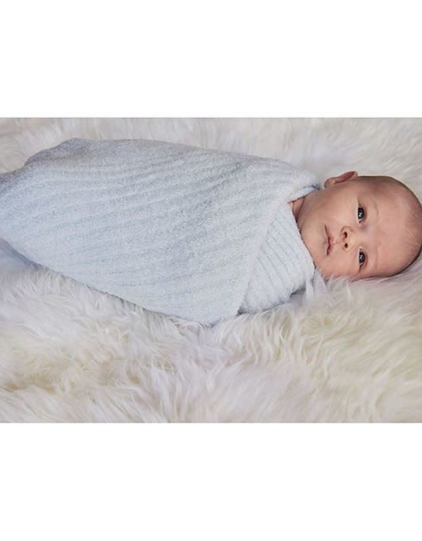 Barefoot Dreams Barefoot Dreams CozyChic Lite Ribbed Blanket