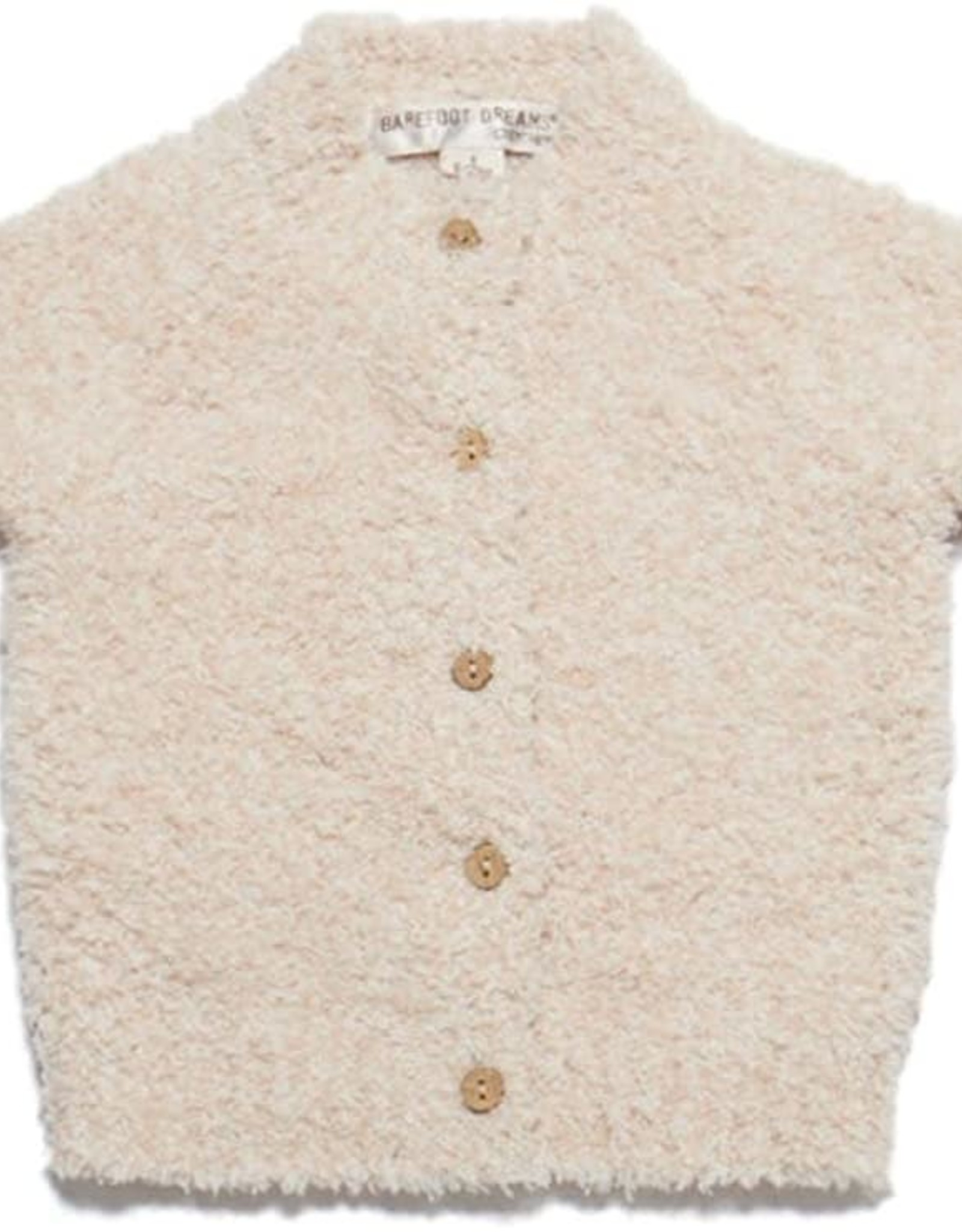 Barefoot Dreams Barefoot Dreams Infant Heathered Cardigan
