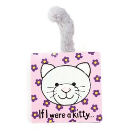 Jellycat Inc. Jellycat If I Were A Kitty Book