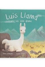 Jellycat Inc. Jellycat Luis Llama Book