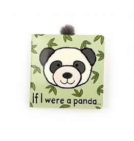 Jellycat Inc. Jellycat If I  Were A Panda Book